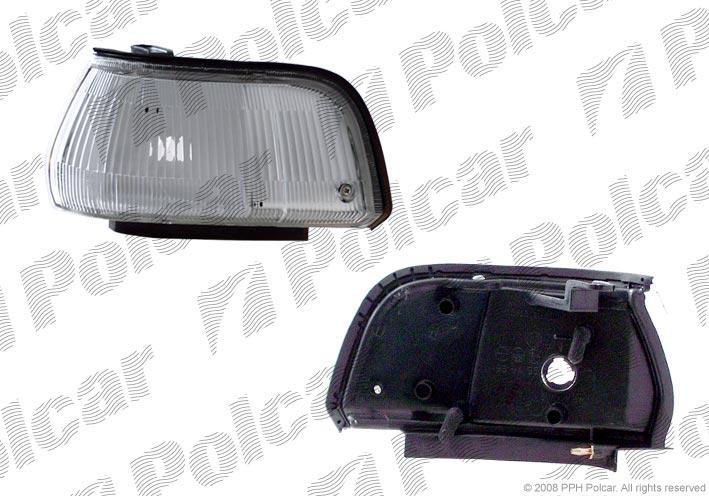 Lampa de pozitie de parcare Toyota Corolla SDN/HB/ESTATE 1988-1992 (CE90 EE90 AE92 AE95) partea Dreapta