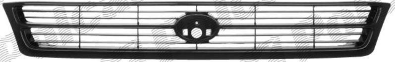 Grila radiator Toyota Carina E (T19), 04.1992-09.1997, grunduit