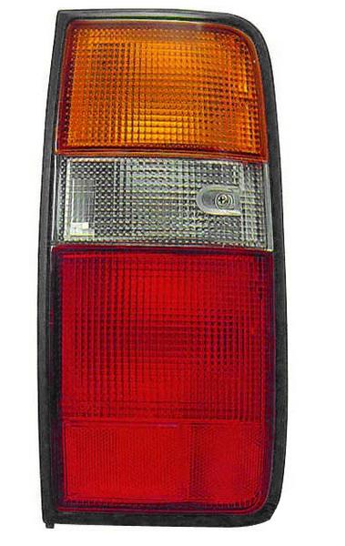 Stop spate lampa Toyota Land Cruiser (Fj80/Fj82), 01.89-05.96, spate, fara omologare, fara suport bec, Stanga