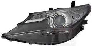 Far Toyota Auris (E18), 01.2013-, Electric, tip bec H11+HB3, omologare ECE, cu motoras, cu lumini LED de zi, Stanga, marca DEPO