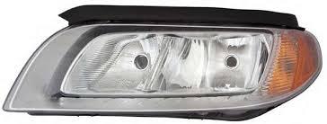 Far Volvo S80 (As), 04.2013-, Volvo V70 (Bw), .2013-, Volvo Xc70 (Bw), 2013-, Electric, tip bec H7+H9, omologare ECE, cu motoras, Stanga