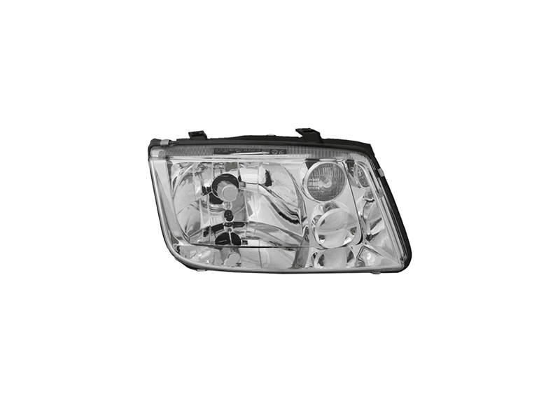 Far VW Bora 10.1998-11.2005 DJ AUTO partea Dreapta fara lampa ceata tip bec H4