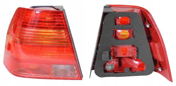 Stop spate lampa Volkswagen BORA Sedan 10.1998-11.2005 partea Stanga