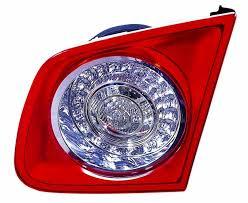 Stop spate lampa Volkswagen Jetta 09.2005-09.2010 partea Dreapta interior tip bec led