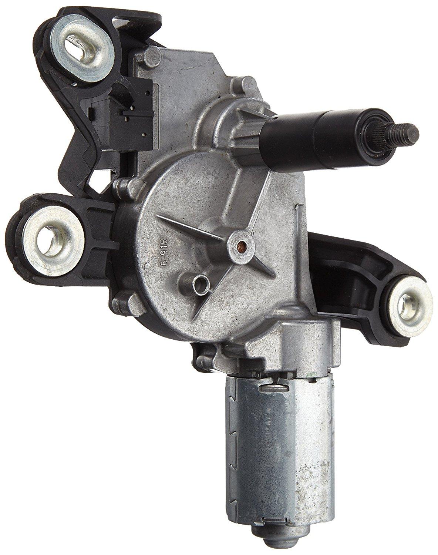 Motoras stergator luneta Seat Alhambra (7n) 06.2010-, Vw Golf 6 (5k) 10.2008- 2013; Golf 6 Plus 01.2009-2013 ; Polo (6r) 08.2009-2017; Sharan (7n) 04.2010-; Touran (1t3) 07.2010-08.2015, partea Spate
