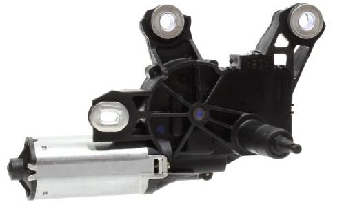 Motoras stergator luneta VW Polo 9N Hatchback 09.2001-04.2005, aftermarket 6Q6955711B, (pentru modele cu brat stergator de metal), de la VIN : 9N-3Y123 582, 9N-3D093 874, 9N-3U000 697