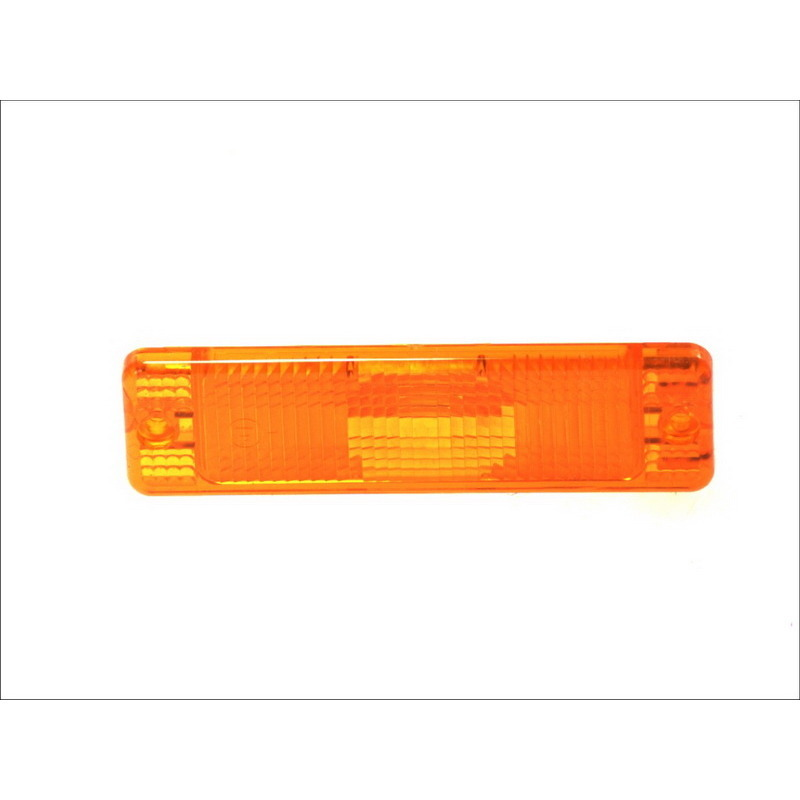 Dispersor lampa semnalizare fata 50 (TYP 86) 09.1974 - 08.1978 / 80 (B1) 08.1974-07.1978 / CADDY I (14D) 12.1982-11.1995 /GOLF I (typ 17) 1974-1983 / GOLF II (19E/1G) 1983-1992 /JETTA II (16E/19E /1G2) 02.1984-12.1991/ POLO I (86) 1977-07.1981, Orange