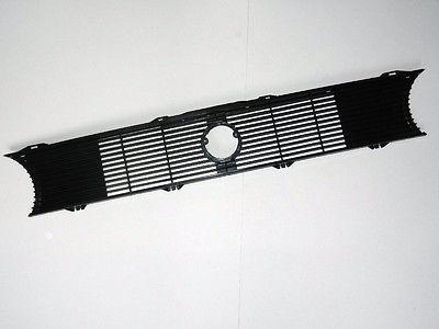 Grila radiator VW Golf 1 (Typ 17), 1974-1983, negru