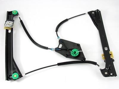 Macara geam Vw Polo (6R) 2009-, Fata Dreapta, electrica, pentru modele cu 5 usi