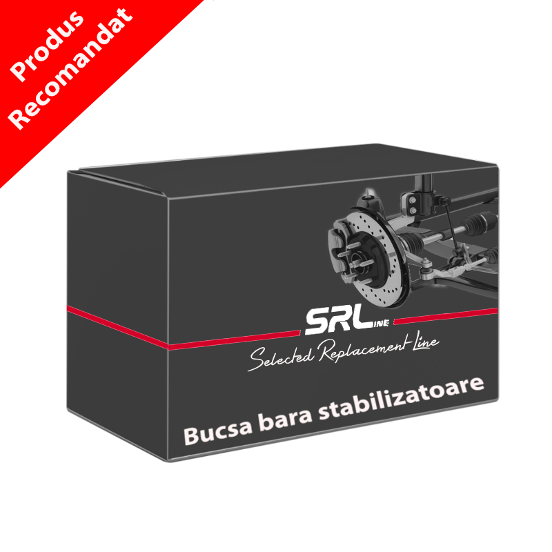 Bucsa bara stabilizatoare Audi A4 (8e2, B6), A4 (8ec, B7), A6 (4f2, C6), A8 (4h) SRLine parte montare : Punte fata, Fata