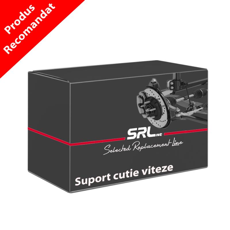 Suport cutie viteze, montare transmisie Citroen Bx (Xb-), Saxo (S0, S1), Xantia (X1, X2), Zx (N2); Peugeot 106 1 (1a, 1c), 205 1 (741a/C), 205 (20a/C), 306 (7b, N3, N5), 309 (10c, 10a), 405 (15b, 4B), 406 (8b) SRLine parte montare : Stanga