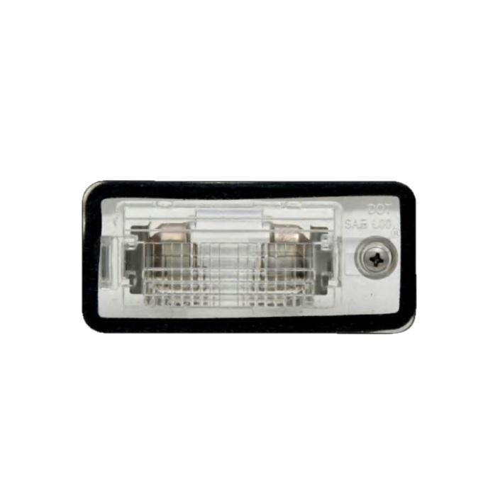 Lampa numar Tyc 150273009, parte montare : Dreapta