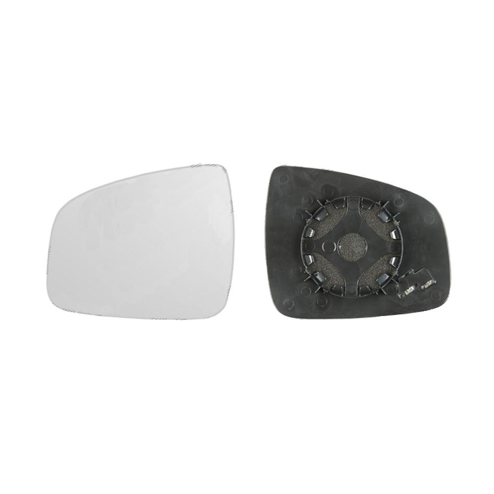 Geam oglinda Dacia Logan 2 2012-, Sandero 2 2013- sticla oglinda cu incalzire convexa Stanga