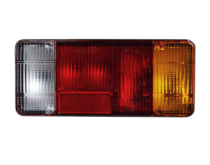 Stop spate lampa Citroen Jumper 1994- Jumpy Peugeot Boxer 1994-2006 J5 Iveco Daily 1978-1999 Fiat Ducato 1982-2006 300x130mm pentru versiuni Pick-Up , dreapta