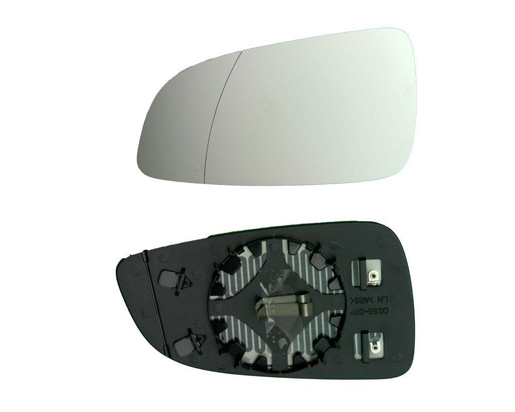 Geam oglinda Opel Astra H 2003-2009 sticla oglinda crom asferica