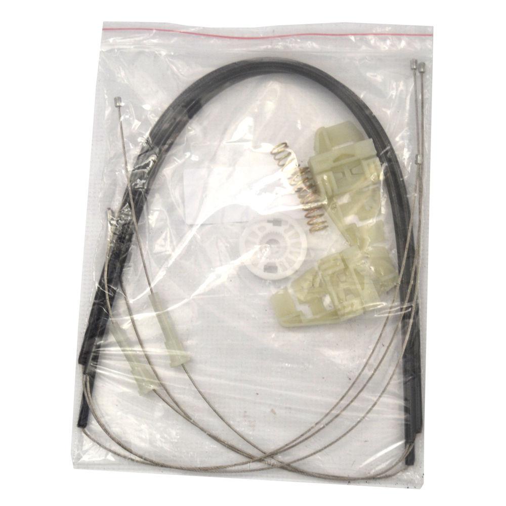 Kit reparatie macara geam fata Citroen Xsara Picasso N68 1999-2010 ,electrica Stanga/ Dreapta (cablu role si suport geam)