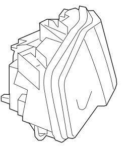 Far Chrysler 300c, 04.11- TYC 24E109-3