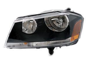 Far Dodge Avenger (Js), 03.2008-12.2013 Rt, Tip bec HB3+HB4, omologare ECE, negru, 5303745AC, Stanga