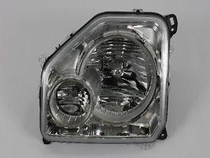 Far Jeep Liberty (Kk), 09.2007-12.2013, Manual, tip bec H10+H13, omologare SAE , cu lampa ceata fata, 55157338AE, Dreapta