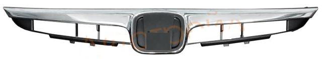 Grila radiator Honda Civic (Fd) Sedan, 10.2005-2008, exterior, crom, 384505-2