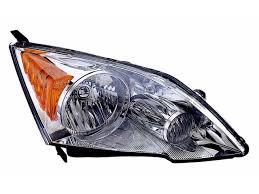 Far Honda CRV (Re), 09.2006-01.2012, Manual, omologare SAE, varianta USA., 33101-SWA-A01, Dreapta