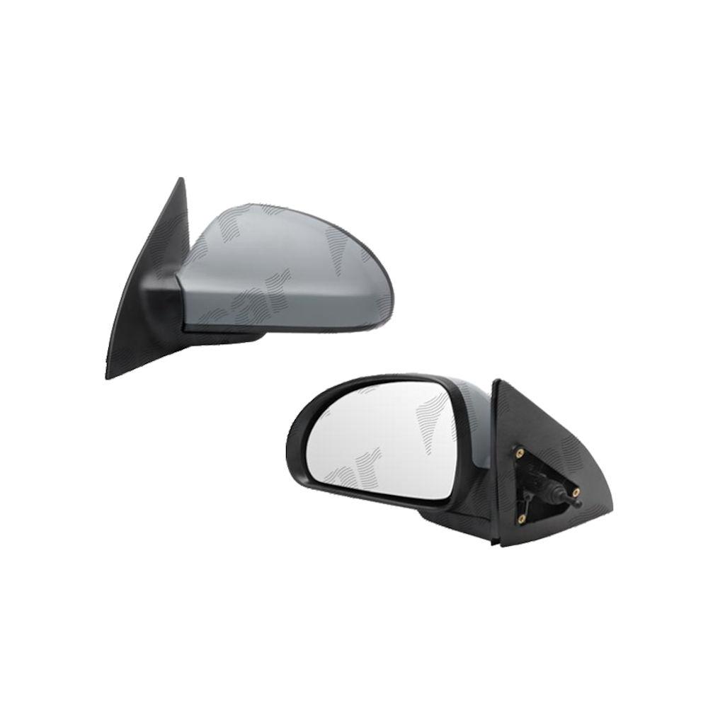 Oglinda exterioara Kia Cee'D 5-Usi/Combi (Ed) 10.2006-08.2009 Partea Stanga Crom Convex Parghie Fara Incalzire