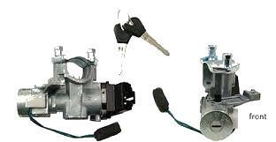 Contact cheie pornire Mazda 626 (Ge), 1992-1997, cu chei, cu carcasa, transmisie manuala, G516-76-290,