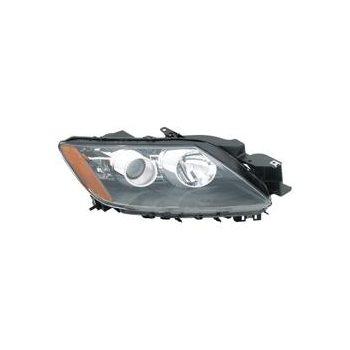 Far Mazda CX-7 (Er), 01.2006-2009, Manual, tip bec H7+HB3, omologare SAE, versiunea SUA, EG21-51-0L0E; EG21-51-0L0G; EG21-51-0L0K; EG21-51-0L0P, Stanga