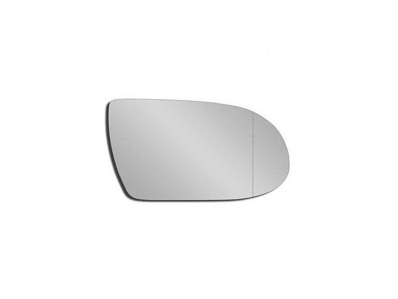 Geam oglinda Mercedes Clasa SLk (R171), 11.2004-03.2011, Clasa SL (R230) 10.2003-04.2008, Dreapta, Crom, Cu incalzire, Asferica, Aftermarket A1718100221 5028552E