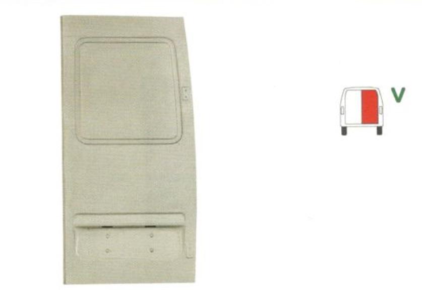 Element reparatie usa Mercedes SPRINTER 208-416 (W901-905), 01.1995-2006, partea dreapta, usa spate,