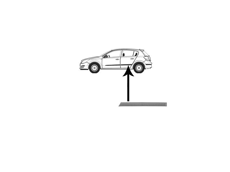 Bandou usa Opel Astra H 10.2003-12.2012 Usa Spate Dreapta Grunduit 517400 , 4/5Usi/Combi , 1 buc.