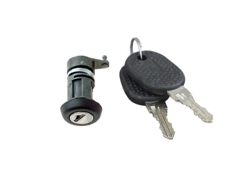 Butuc yala usa Peugeot Boxer, Citroen Jumper, Fiat Ducato (230), 06.1994-04.2002, cilindru cu chei , pentru Usa culisanta partea Dreapta