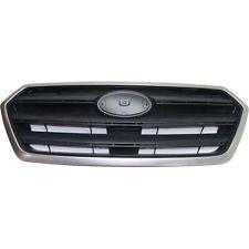 Grila radiator Subaru Legacy (Bn/ Bs), 04.2014-, Negru/ Cu Rama Cromata, 91121AL13A