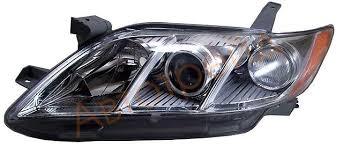 Far Toyota Camry (Xv40), 09.2006-09.2011, Electric, tip bec H11+HB3, omologare ECE, fara motor , tip Koito, Stanga, marca TYC