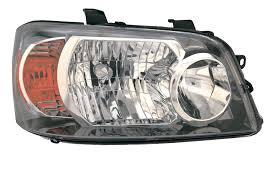 Far Toyota Highlander (Xu20), 01.01-2003, Manual, tip bec HB4, omologare SAE, versiunea USA , negru, 81170-48150, Stanga