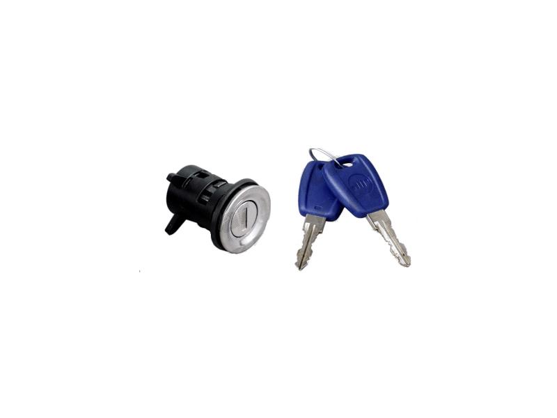 Butuc yala usa Fiat Punto 2 (188), 07.1999-07.2003 modelul cu 3 usi, fata /stanga, cu chei