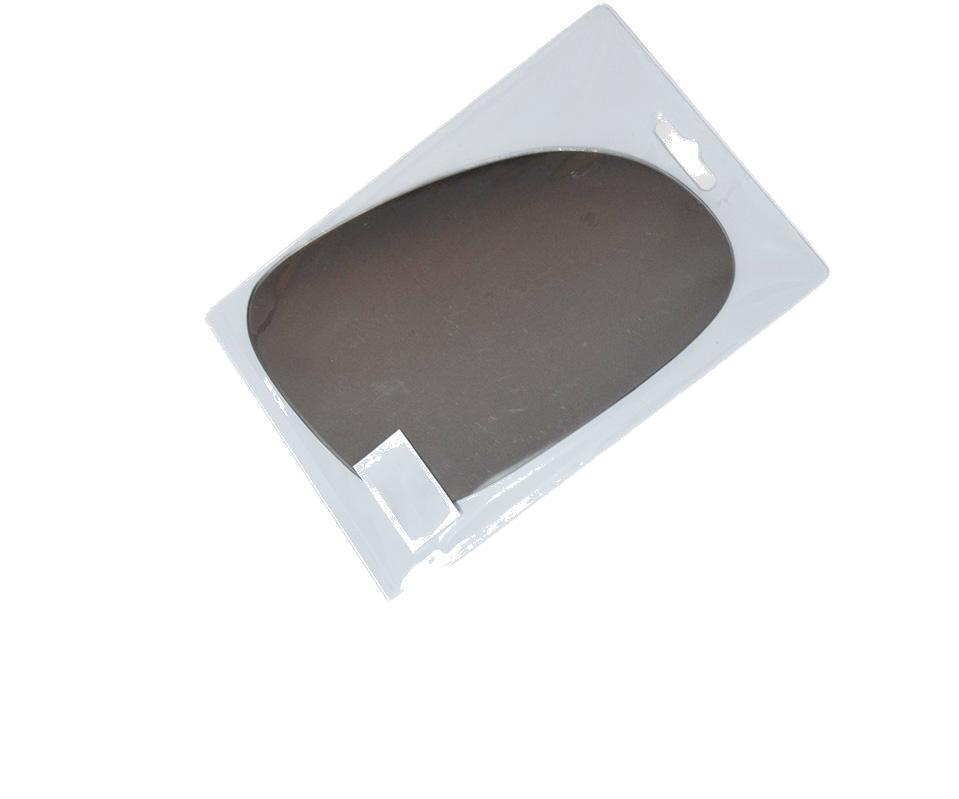Geam oglinda Mercedes Vito/ Viano (W639) 01.2003-10.2010 partea dreapta Aftermarket crom asferica fara incalzire , fixare cu banda adeziva