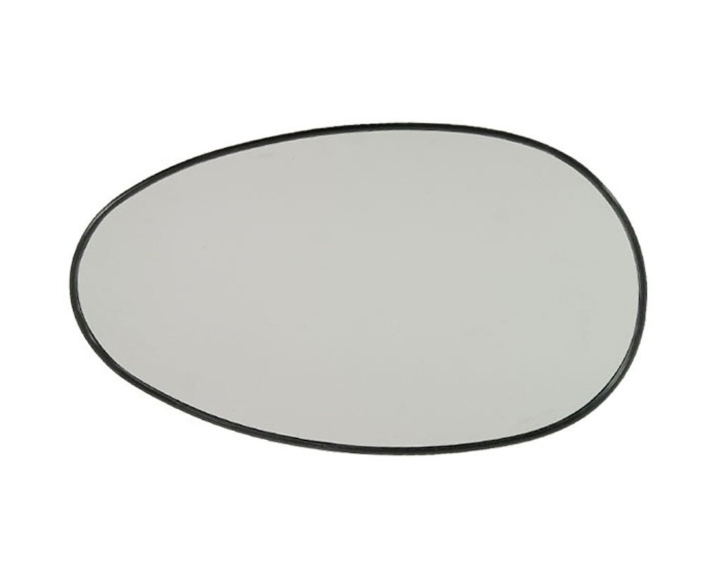 Geam oglinda Rover Mg 25 (Rf), 03.2000, Rover Mg 45 (Rt), 03.00- , partea Dreapta, culoare sticla crom , sticla convexa, cu incalzire, CRW100; CRW100140; CRW100200; CRW100220