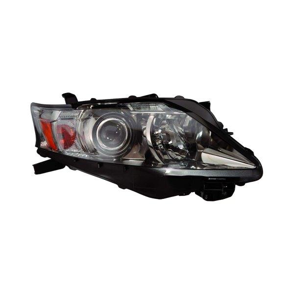 Far Lexus RX (Al10), 04.09-04.12, Manual, omologare SAE, versiunea USA, 81110-0E050; LX2503147, Dreapta