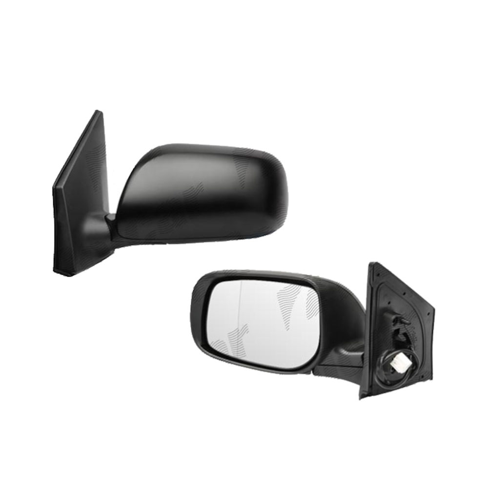 Oglinda exterioara Toyota Corolla (E14) 03.2007-06.2010 Partea Stanga Asferica Electrica Incalzita, carcasa neagra grunduita