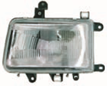 Far Toyota Hilux Wagon 11.1992-1996 DEPO partea Dreapta, tip bec H4 manual