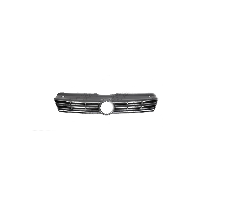 Grila radiator Vw Polo (6r), 08.2014-, Cu 1 Element Cromat In Partea De Jos, 6R0853651D