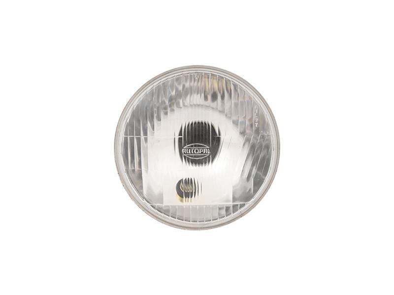 Far Universal rotund d 146 mm, tip bec H4 , lupa convexa cu soclu pt bec pozitie AUTOPAL partea Dreapta/ Stanga