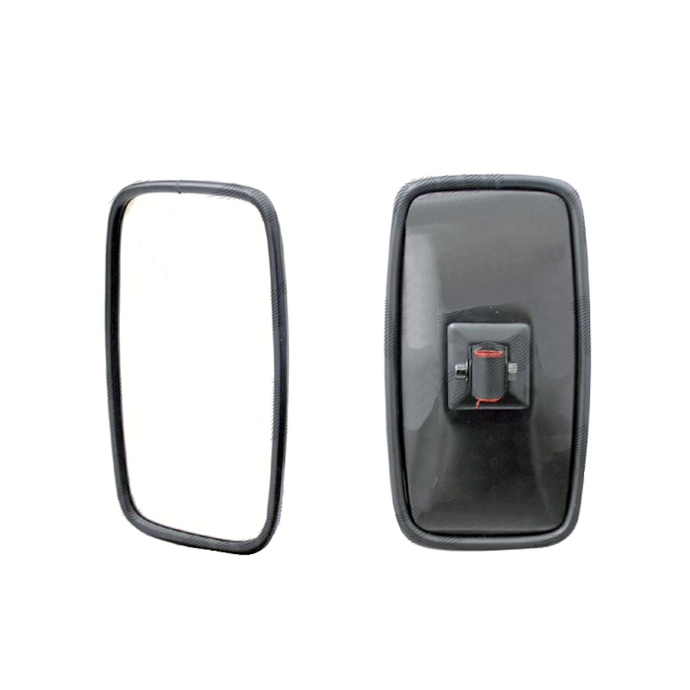 Oglinda retrovizoare exterioara Partea Stanga/ Dreapta Manuala Fara Incalzire 135x265mm pentru brat fi 18mm ( compatibila si la Kamaz 2)