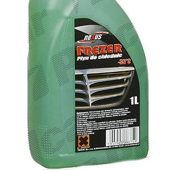 Antigel diluat G11 Frezer culoare verde 1 litru, la -35 grade C