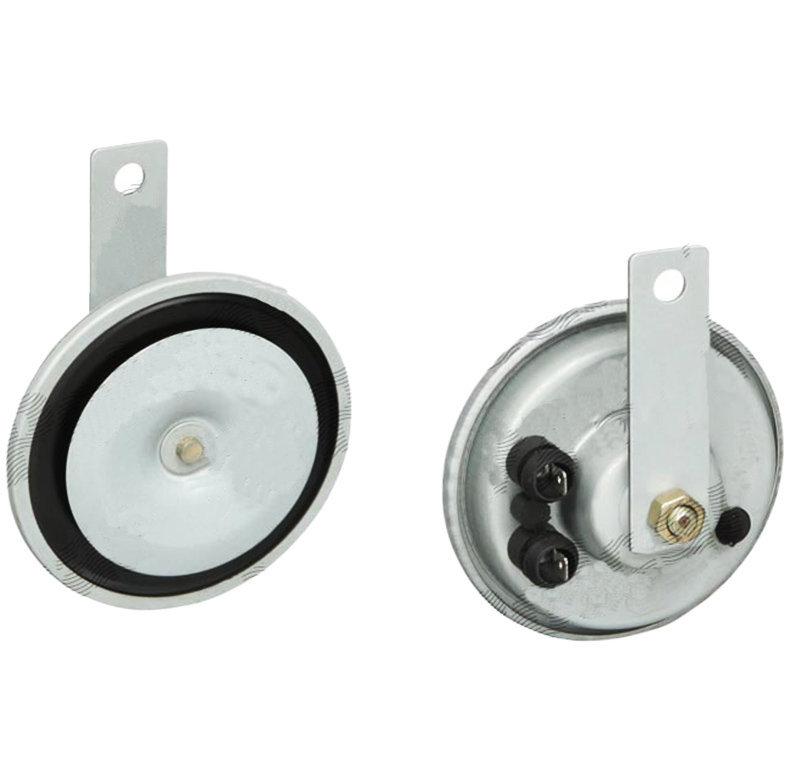 Claxon auto SRLine 12V/335Hz , conectori 2x(6,3-0,8) , tip disc , 1 buc.