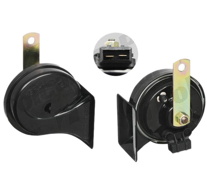 Claxon auto SRLine 12V/510Hz , conectori K-Jet 2x(6,3-0,8) , tip goarna , 1 buc.