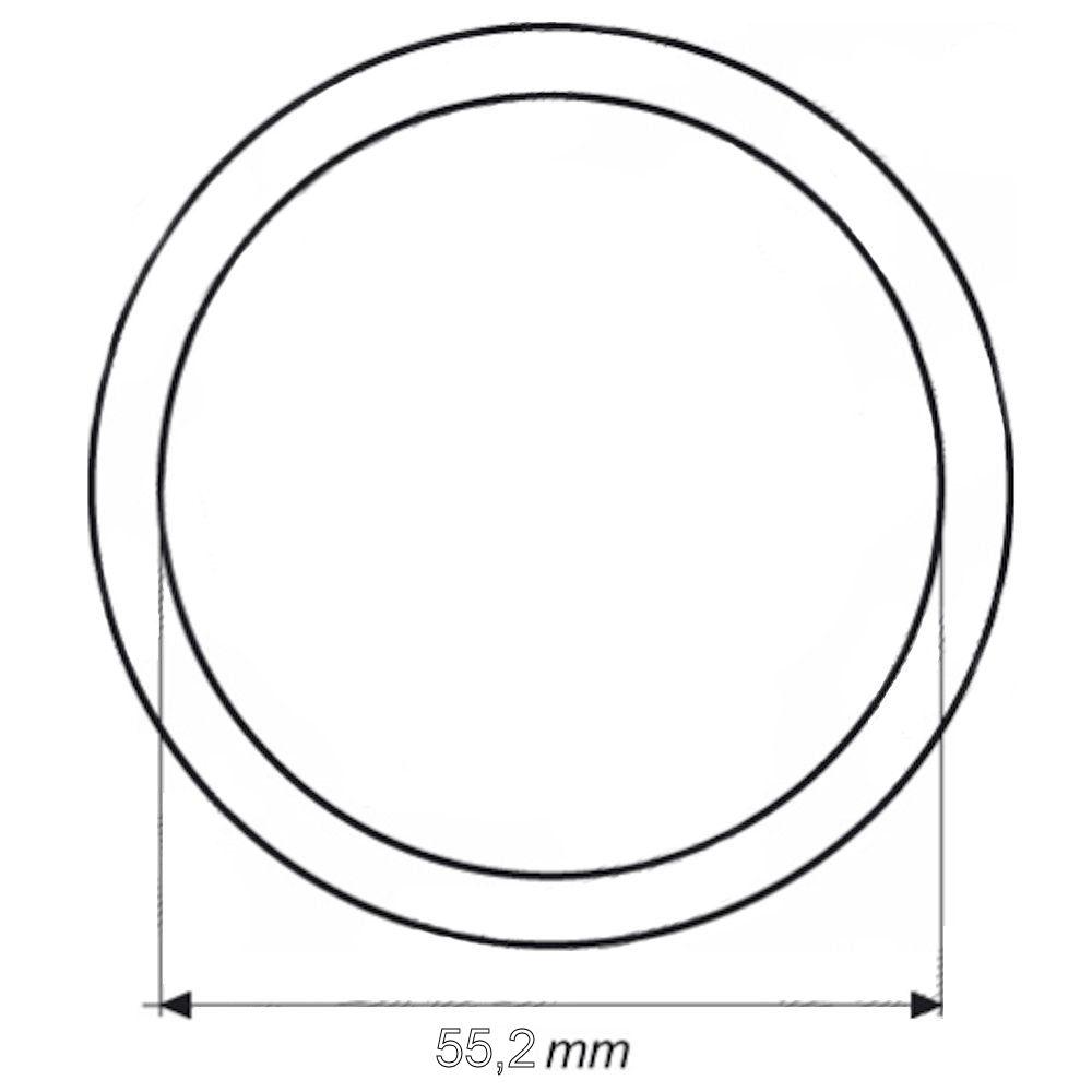 Garnitura termostat oring, 55.2x2.6mm, pentru Opel