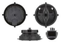 Actuator reglare oglinda exterioara Audi A3 (8v), 06.2012-, A4/S4 (B8), 11.2007-12.2015 , A5/S5 (B8), 10.2011-, A8 (D4/4f), 12.2009-11.2013, A8 (D4/4f), 11.2013-, Dreapta