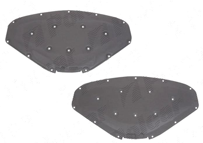 Capitonaj izolatie capota motor Bmw Seria 1 (F20), 08.2011-06.2015; Seria 1 (F20), 05.2015-; Seria 2 (F22), 03.2014-; Seria 3/3 Gt (F30/31/34/35), 01.2012-; Seria 4/4 Gc (F32/F33/F36), 12.2013-, fata, Material amortizare zgomot